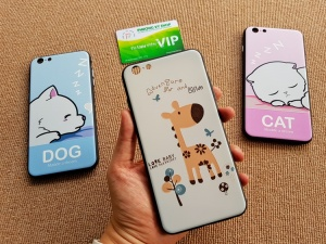 Ốp hinh Cute iPhone 6S Plus
